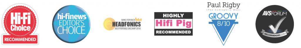 Audio-Elite- iFi - nano iDSD Awards