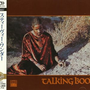 Stevie Wonder - Talking Book (Ed. japonesa) - SHM-CD