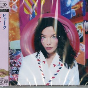 Björk - Post (Ed. japonesa) - SHM-CD