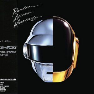 Daft Punk– Random Access Memories (Ed. japonesa) - CD