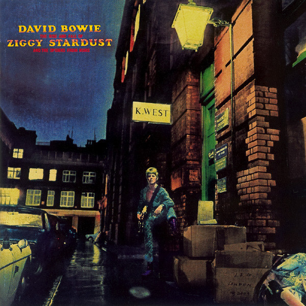 David Bowie ‎– The Rise And Fall Of Ziggy Stardust And The Spiders From Mars (Ed. japonesa) - CD