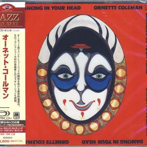 Ornette Coleman ‎– Dancing In Your Head (Ed. japonesa) - SHM-CD