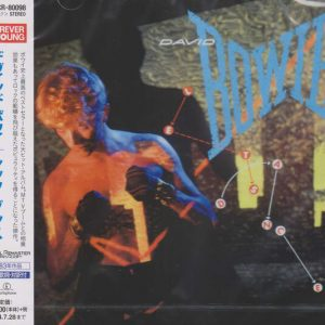 David Bowie ‎– Let's Dance (Ed. japonesa) - CD