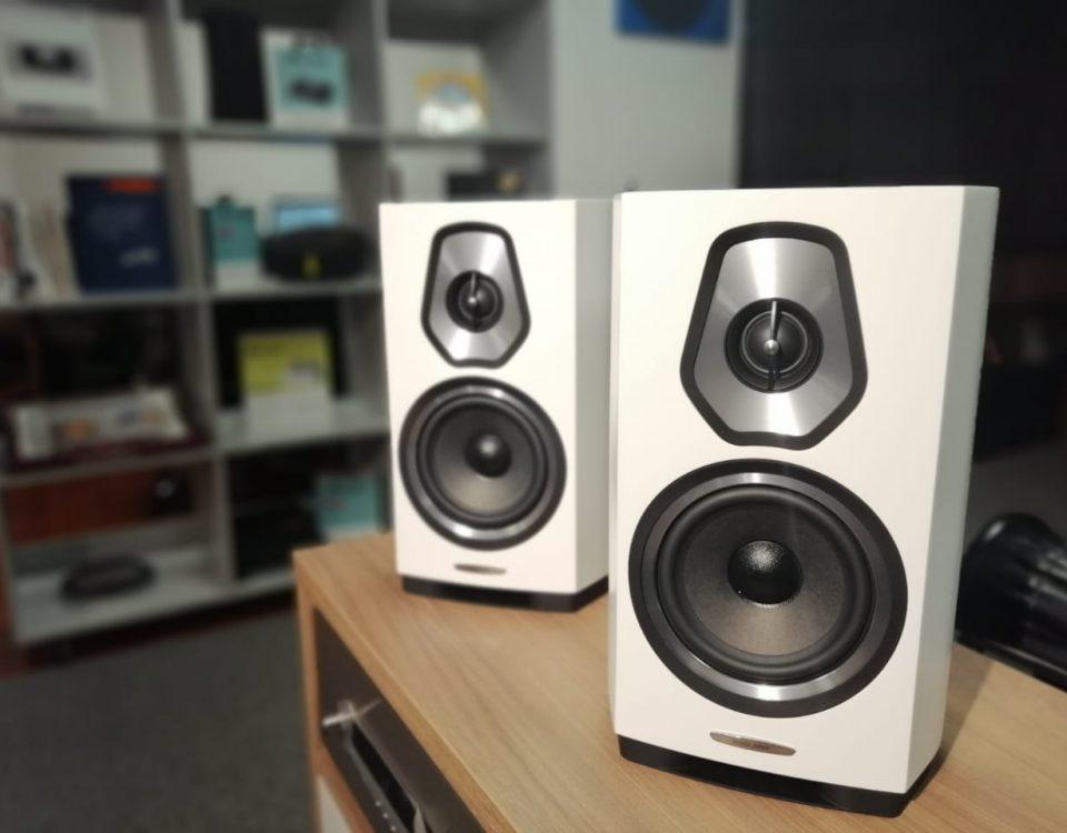 Sonetto I Sonus Faber Audio Elite