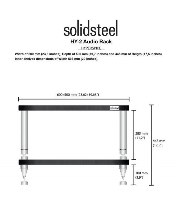 Audio Elite Solidsteel - HY-2