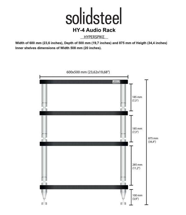 Audio Elite Solidsteel - HY-4