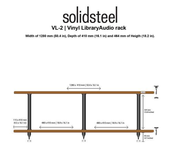 Audio Elite Solidsteel - VL-2