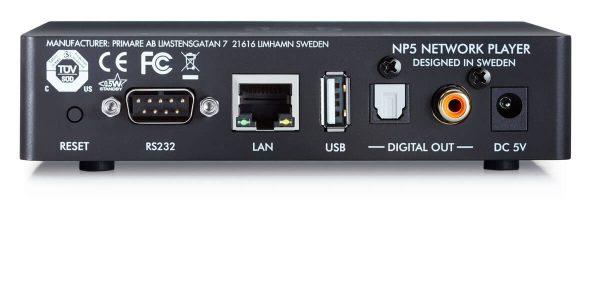 Audio Elite Primare NP5
