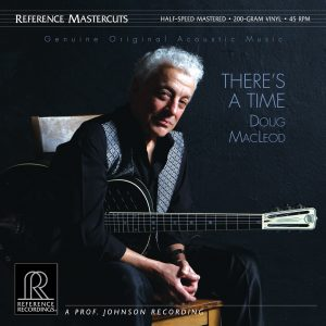 Audio Elite Doug MacLeod ‎– There's A Time