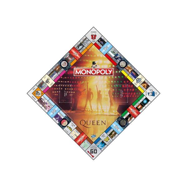 Audio Elite Monopoly Queen Edition