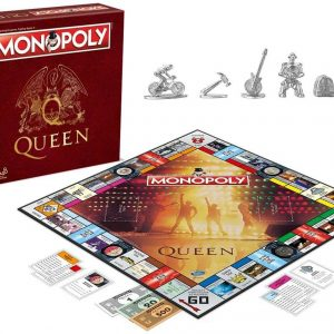 Audio Elite Monopoly Queen Edition