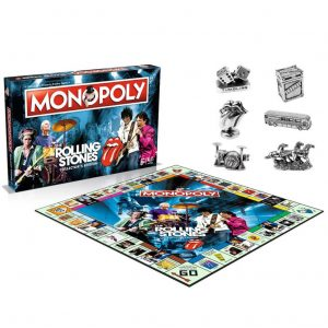 Audio Elite Monopoly The Rolling Stones