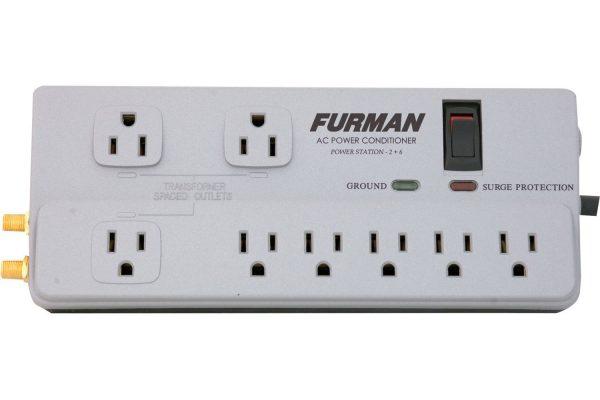 Furman PST 2+6 2 Audio Elite Colombia