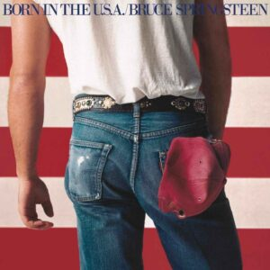 Audio Elite Bruce Springsteen – Born In The U.S.A.