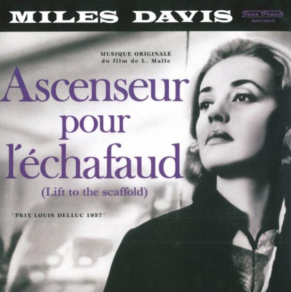 Audio Elite Miles Davis – Ascenseur Pour L'Échafaud (Lift To The Scaffold)