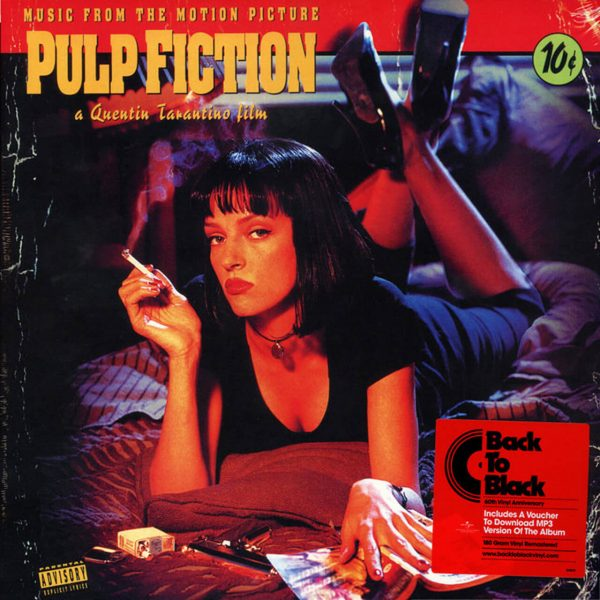 Audio Elite Various ‎– Pulp Fiction (Music From The Motion Picture)