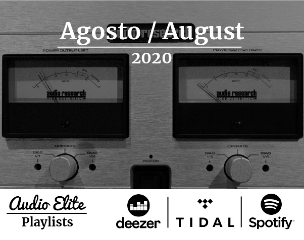 Audio Elite Playlist Agosto