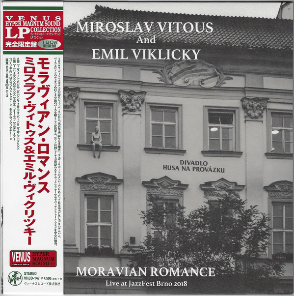 Audio Elite Miroslav Vitous And Emil Viklicky – Moravian Romance (Live At JazzFest Brno 2018)