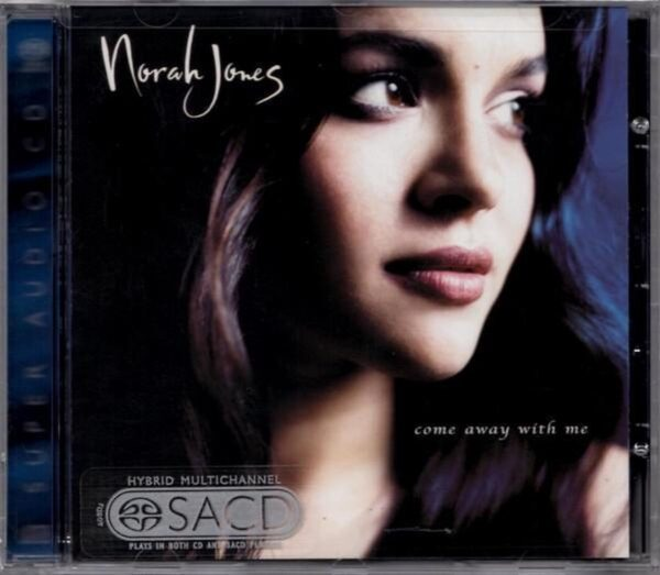 Audio Elite Norah Jones - Come Away With Me - SACD