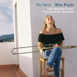 Audio Elite Rita Payés ‎– My Ideal