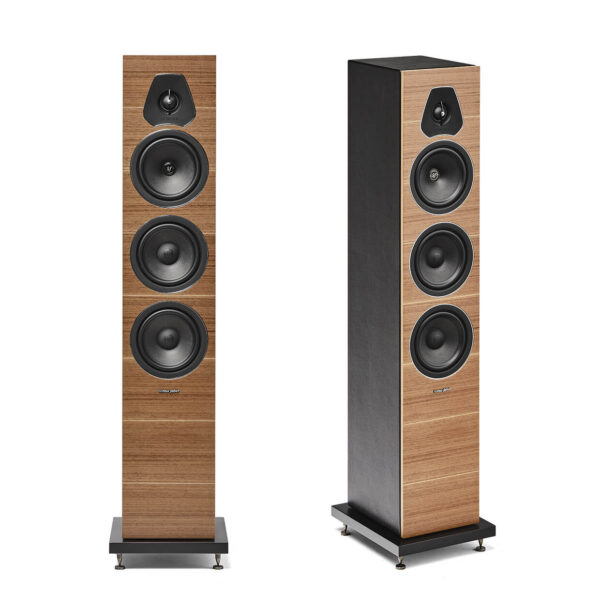 Audio Elite Sonus Faber - Lumina III - Walnut