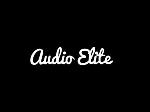 Audio Elite Logo Fundas