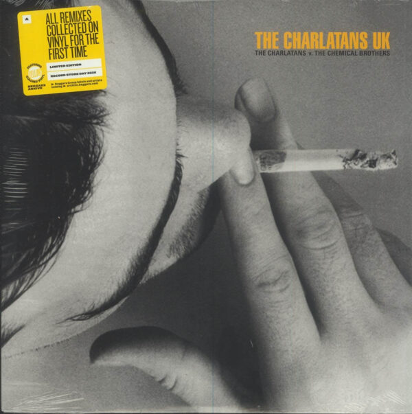 Audio Elite The Charlatans UK – The Charlatans V. The Chemical Brothers