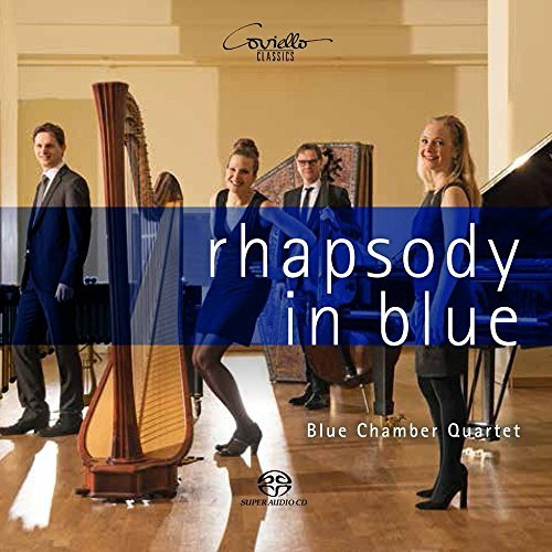 Blue Chamber Quartet - Rhapsody in Blue - Audio Elite Colombia