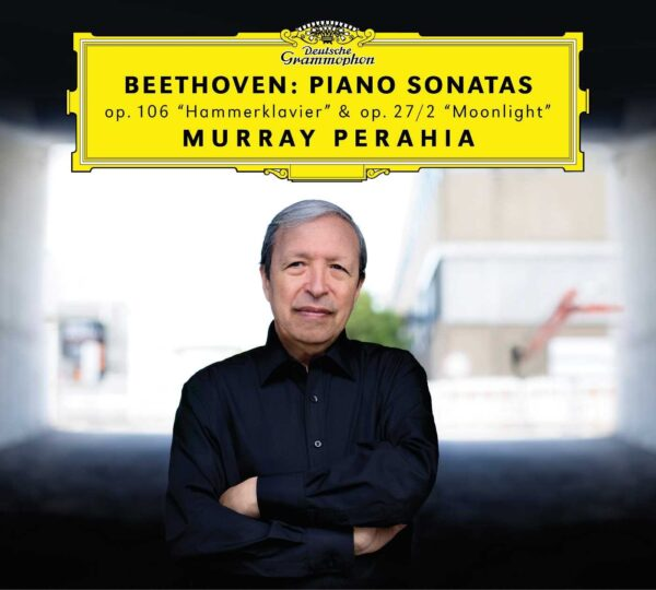 Beethoven, Murray Perahia ‎– Piano Sonatas Op. 106 Hammerklavier & Op. 27-2 Moonlight - Audio Elite Colombia