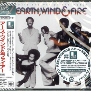 Earth-Wind-Fire-‎–-Thats-The-Way-Of-The-World-Audio-Elite-Colombia