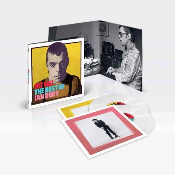 Ian Dury – Hit Me! The Best Of Ian Dury - Open- Audio Elite Colombia
