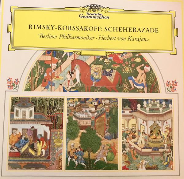 Rimsky-Korsakov-Berliner-Philharmoniker-Herbert-von-Karajan-–-Scheherazade-Audio-Elite-Colombia