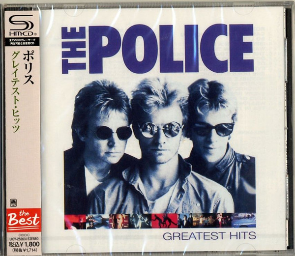 The-Police-–-Greatest-Hits-Audio-Elite-Colombia