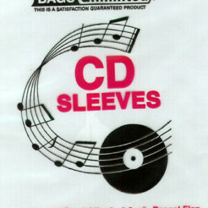 Bags Unlimited - CD Sleeves - Audio Elite Colombia