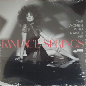 Kandace Springs – The Women Who Raised Me - Audio Elite Colombia
