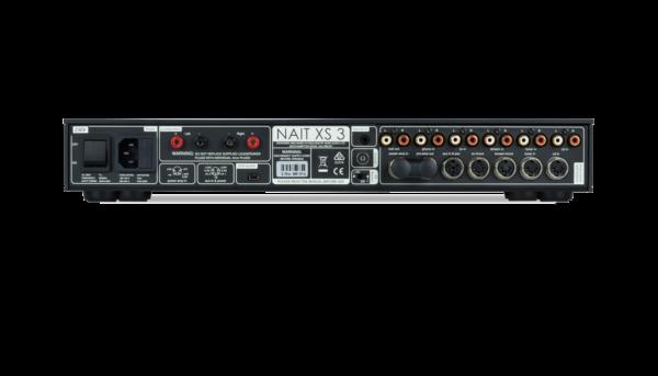 Naim- Nait xs3 - Back - Audio Elite Colombia