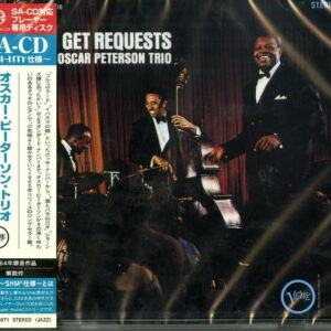 The Oscar Peterson Trio – We Get Requests - SACD - Audio Elite Colombia