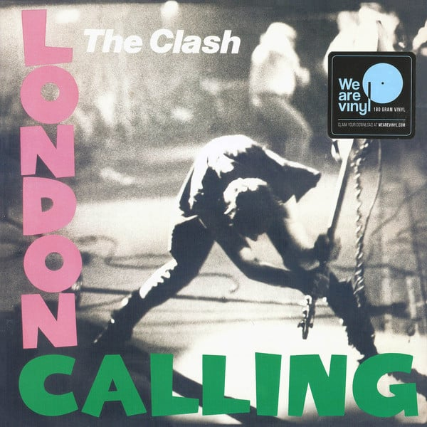 The-Clash-–-London-Calling-Audio-Elite-Colombia